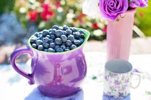 Mirtilli, Estate, Frutta, Fresco, Sano, Sweet, Organici