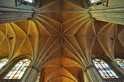Vaulted Ceilings Neo Gothic - Free photo on Pixabay