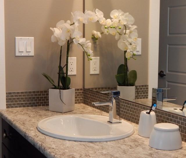 Bathroom Sink Mirror Counter Faucet Home Interior  C B Public Domain