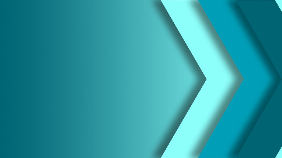 Teal Chevron Layered Free Image On Pixabay