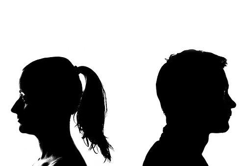 Ruptura, Divorcio, Separación, Relación