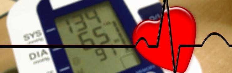 Blood Pressure Gauge Pulse Frequency Heart