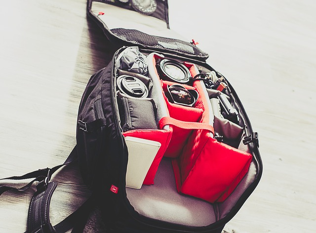 backpack accessories pockets