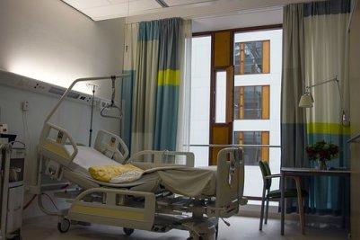 Care, Hospital, Room, Bed, New, Enschede