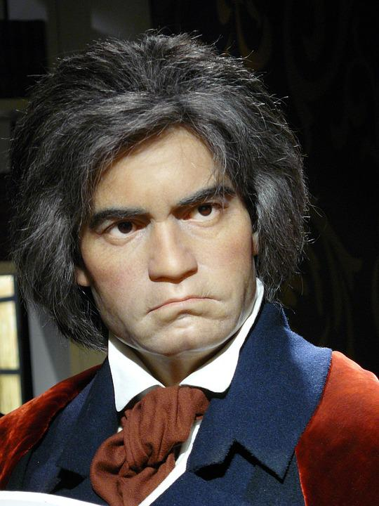Ludwig Van Beethoven Wax Museum Free Photo On Pixabay