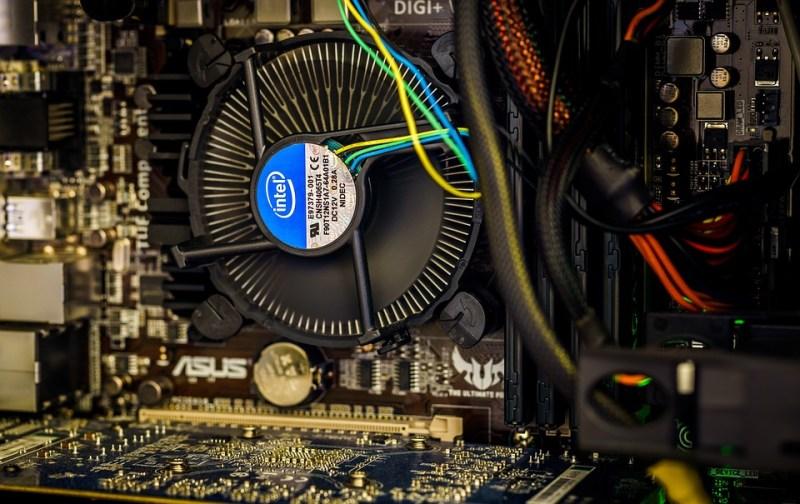 Dispositivo Di Raffreddamento, Computer, Ventola