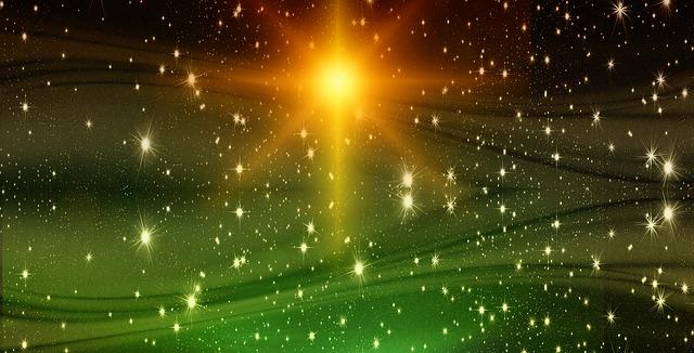 Christmas Star Background Free Image On Pixabay
