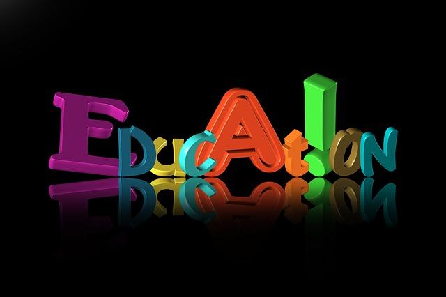 Education Letters Font Free Image On Pixabay