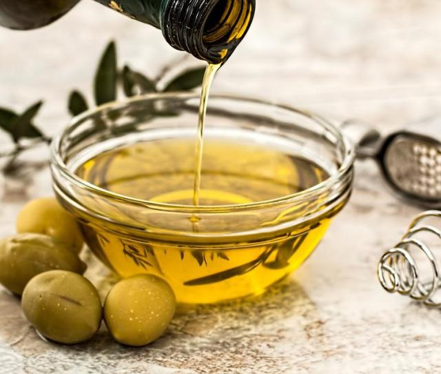 Olive Oil Salad Dressing Cooking Olive Healthy  C B Public Domain
