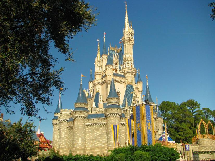 Mondo Disney Castello - Foto gratis su Pixabay