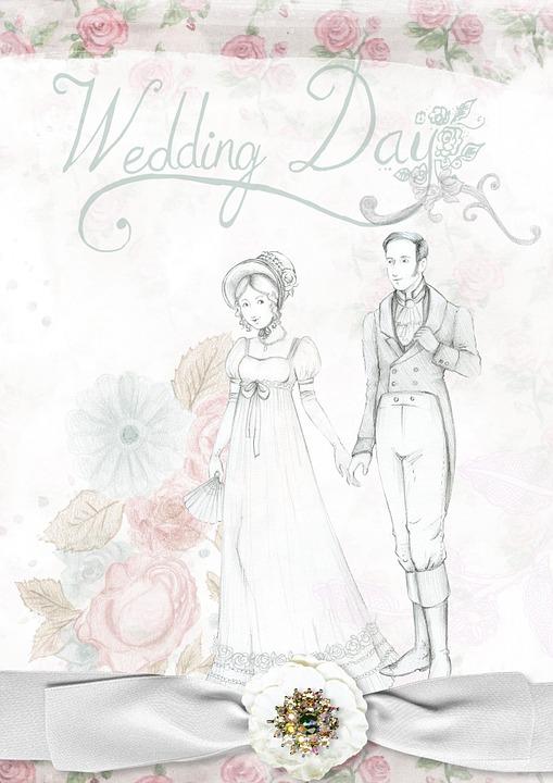 Pernikahan Undangan Disesuaikan Gambar Gratis Di Pixabay