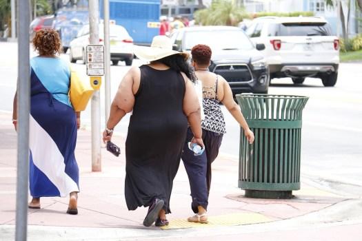 Obesità, Grasso, Dietologo, Città, Persone, Metropoli