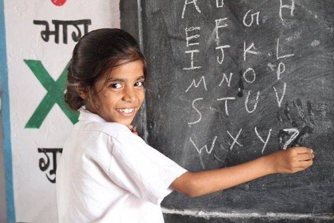 Girl Student Girl Student Education School