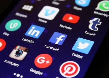 Media, Social Media, Apps, Social Network, Facebook, blogging tools
