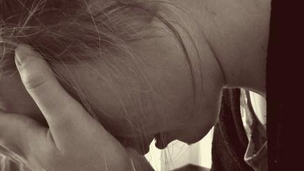 Donna, Disperata, Triste, Pianto, Grido, Depressione