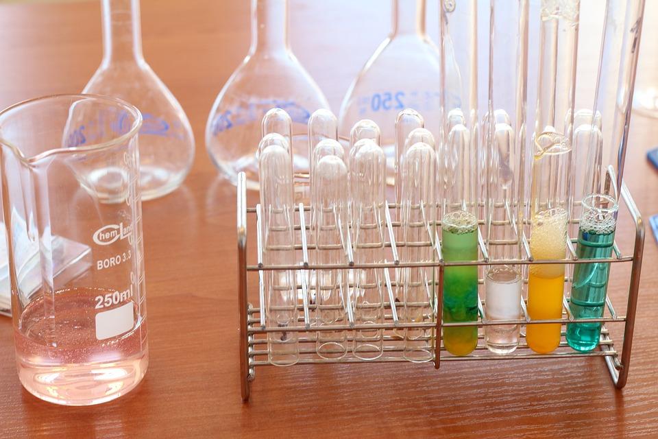 研究室, 化学, 被験者, ボトル, 反応, 化合物, 応答, ガラス容器, ガラス, 研究所, 実験, 関係
