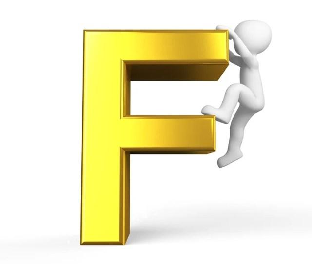 F Letter Alphabet Alphabetically Abc