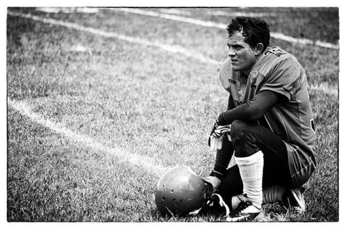 Sport, American Football, Defeat