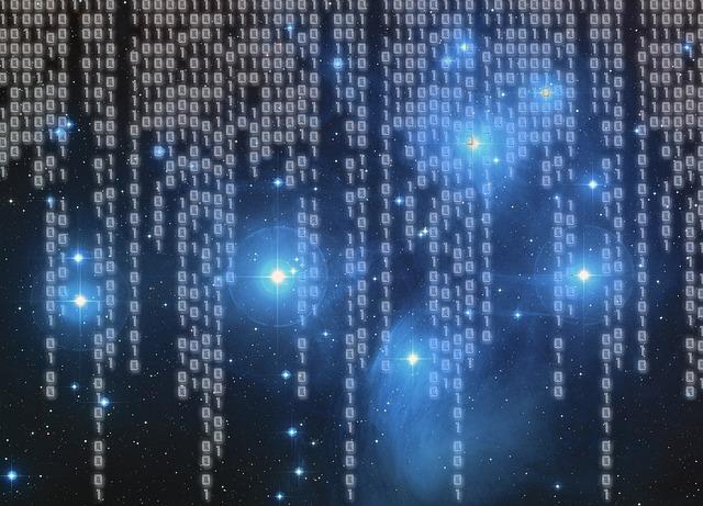 Binary One Null Free Image On Pixabay