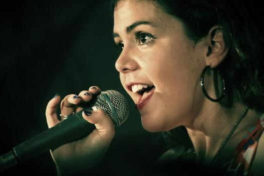 Cantante, Bbface, Canto, Voce, Microfono, Donne, Viso