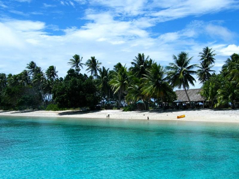 Marshall Islands, Usa, Beach, Coast, Shore, Palms