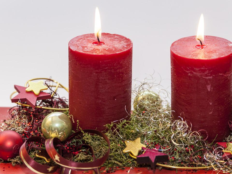Free Photo Advent Second Candle Free Image On Pixabay