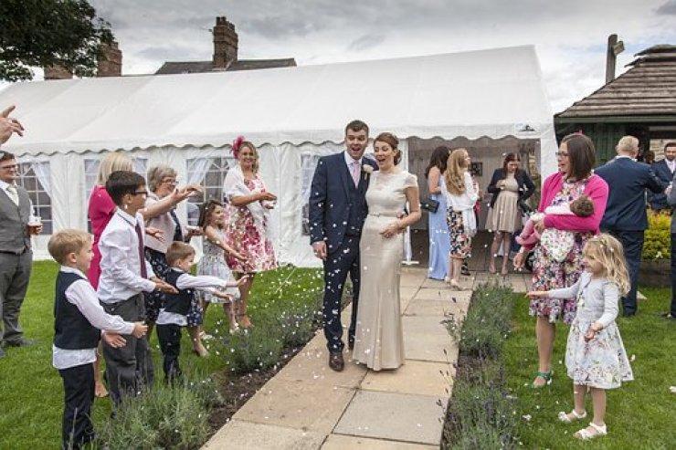 Ślub, Namiot Ślub
