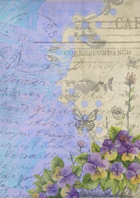 Background Vintage Postal Free Image On Pixabay