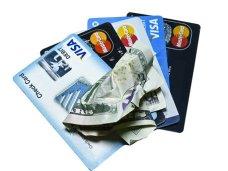 Kreditkarte, Geld, Bargeld, Dispo und Kredit
