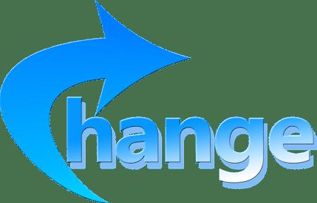 change arrow