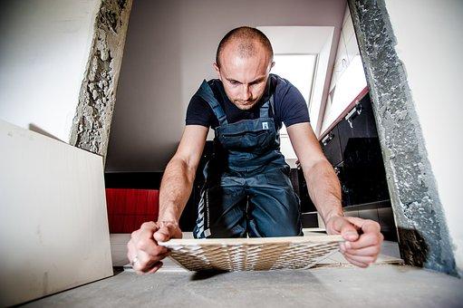 ceramic flooring tiles installation