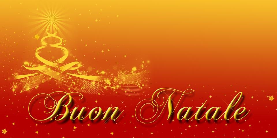 Illustrazione Gratis Buon Natale Buone Feste Natale