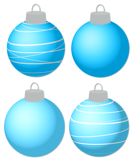 Free Illustration Bauble Christmas Baubles Ornament