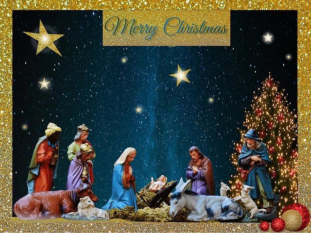 Merry Christmas Card Free Image On Pixabay
