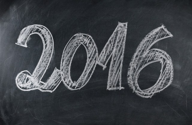 Board, Blackboard, New Year'S Day, Year, New Year'S Eve