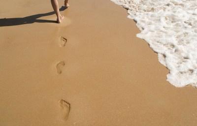 Siga as pegadas do cliente para um bom relacionamento