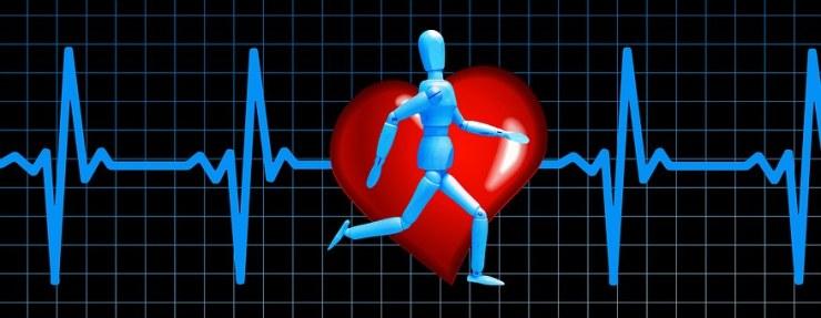 Banner Header Heart Health Doll Run Race S