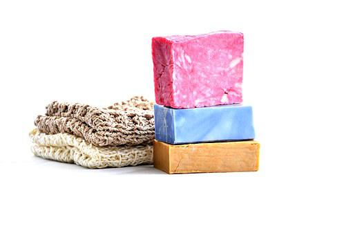 Handmade, Soap, Cold Process, Craft