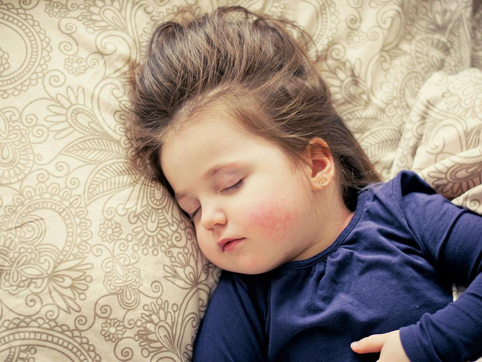 Free Photo Baby Girl Sleep Child Toddler Free Image