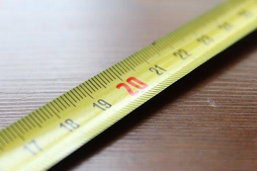 Metro, Measure, Rule, Scale, Dimensions