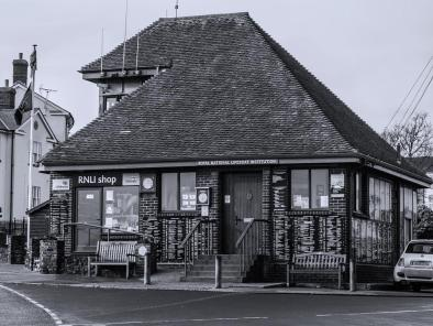 Rnli, Shop, Charity, Walton On The Naze, Essex