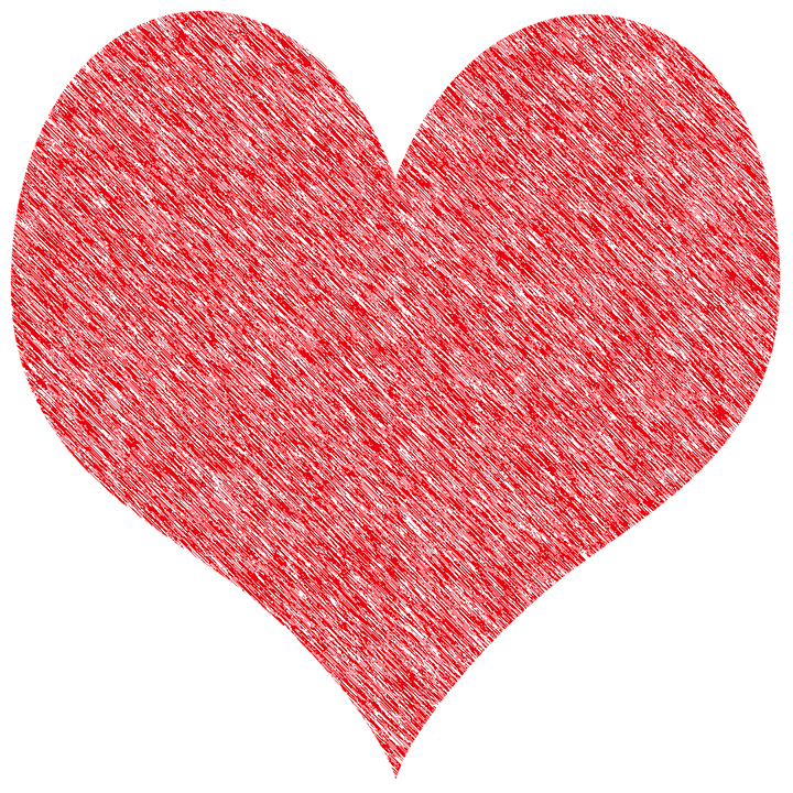 Heart Red Texture Free Image On Pixabay