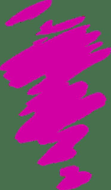Pink Splash Lines Free Image On Pixabay