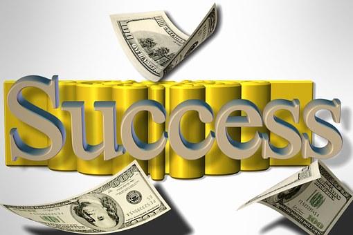Worthy Bonds- 100 dollar bills with success word