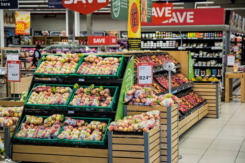 Supermercado, Compras, Comercialización