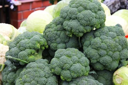 Brócolis, Frutas, Frescos, Doces, Suculenta, Gostoso