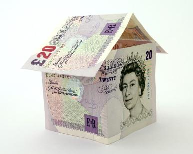 House, Bank, Banking, Bills, British, Building