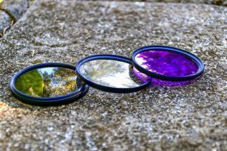 ND Filters & UV filters