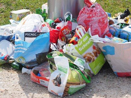 Lixo, Poluição, Resíduos