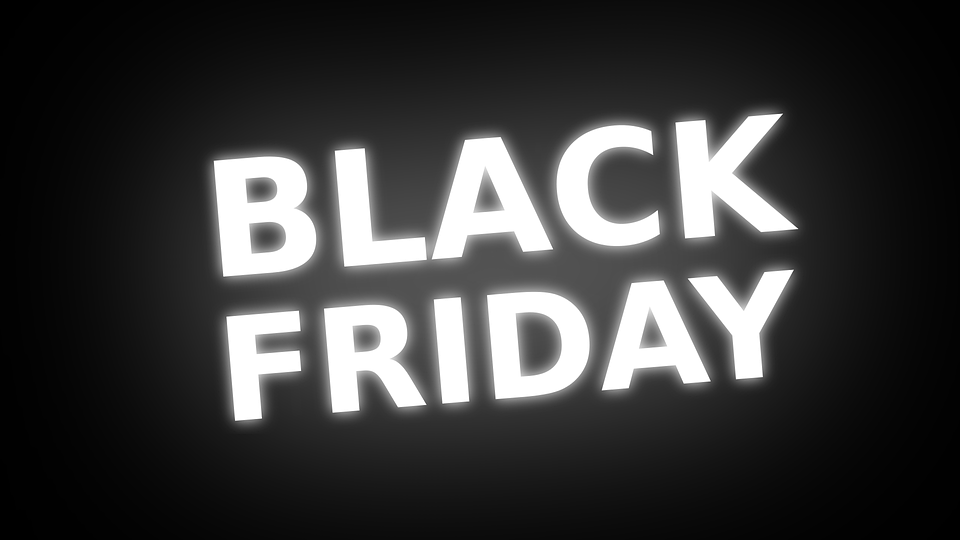 Black, Friday, Minimalist, Sale, Offer, Discount